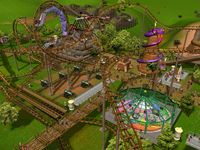 Cкриншот RollerCoaster Tycoon 3: Магнат индустрии развлечений, изображение № 394782 - RAWG
