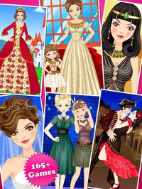 Cкриншот Makeup & Salon Dress Up Games, изображение № 1995343 - RAWG