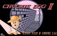 Cкриншот Chuckie Egg 2, изображение № 747828 - RAWG