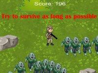 Cкриншот Zombie Shooter (itch) (Paid Hacker), изображение № 2672419 - RAWG