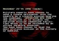 Cкриншот Red Zone, изображение № 749692 - RAWG