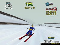 Cкриншот Winter Sports Snow Wave 2, изображение № 306763 - RAWG
