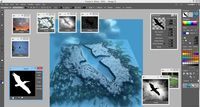 Cкриншот PD Howler 9.6 Digital Painter and Visual FX box, изображение № 205842 - RAWG