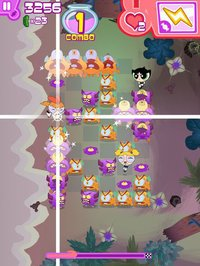 Cкриншот Flipped Out – The Powerpuff Girls Match 3 Puzzle / Fighting Action Game, изображение № 821409 - RAWG