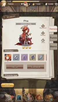 Cкриншот Aurora Legend -AFK RPG, изображение № 2089975 - RAWG