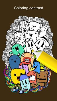 Doodle Coloring Books screenshot, image №1381305 - RAWG