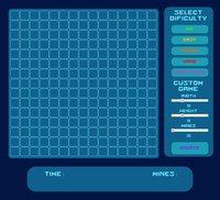 Cкриншот Cyber Minesweeper, изображение № 2369116 - RAWG