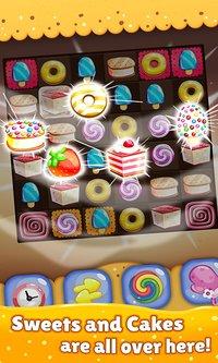 Cкриншот Candy Smack - Sweet Match 3 Crush Puzzle Game, изображение № 2209340 - RAWG