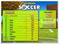 Cкриншот Морхухн: Эпидемия футбола, изображение № 459277 - RAWG