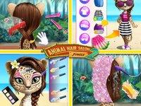 Cкриншот Jungle Animal Hair Salon 2, изображение № 958742 - RAWG