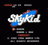 Sky Kid (1986) screenshot, image №737797 - RAWG