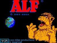 Cкриншот ALF, изображение № 2149793 - RAWG