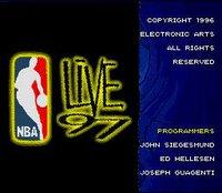 NBA Live 97 screenshot, image №762278 - RAWG
