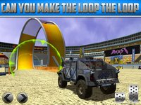 Cкриншот 3D Monster Truck Parking Game, изображение № 1555407 - RAWG