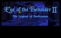 Cкриншот Eye of the Beholder II: The Legend of Darkmoon, изображение № 748334 - RAWG