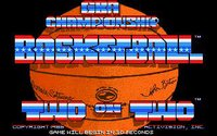 Cкриншот GBA Championship Basketball: Two-on-Two, изображение № 748490 - RAWG