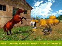 Cкриншот Horse Survival Simulator 2017, изображение № 907555 - RAWG