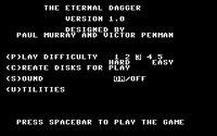 The Eternal Dagger screenshot, image №754828 - RAWG
