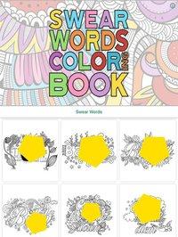 Cкриншот Swear words coloring book, изображение № 1847263 - RAWG