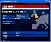 Cкриншот Premier Manager 2003-2004, изображение № 386319 - RAWG
