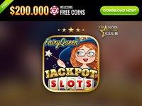 Fairy Queen Slots & Jackpots screenshot, image №1361340 - RAWG