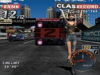 Cкриншот Rage Racer, изображение № 1697976 - RAWG