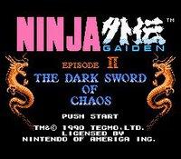 Cкриншот Ninja Gaiden II: The Dark Sword of Chaos (1990), изображение № 737125 - RAWG