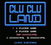 Clu Clu Land (1984) screenshot, image №731251 - RAWG
