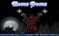 Hocus Pocus screenshot, image №164870 - RAWG