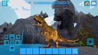Cкриншот JurassicCraft: Free Block Build & Survival Craft, изображение № 2080803 - RAWG