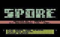 Cкриншот Spore (1987), изображение № 757387 - RAWG