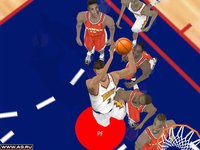 Cкриншот NBA Basketball 2000, изображение № 300778 - RAWG