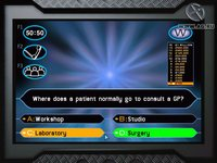 Cкриншот Who Wants to Be a Millionaire? UK Edition, изображение № 328234 - RAWG