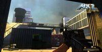 Cкриншот Metal Knight Zero, изображение № 497399 - RAWG