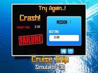 Cкриншот Cruise Ship Simulator 3D Games, изображение № 1954721 - RAWG