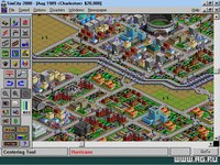 Cкриншот The SimCity 2000 Collection Special Edition, изображение № 344229 - RAWG