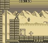 Cкриншот Castlevania: The Adventure (1989), изображение № 751200 - RAWG