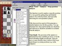 Cкриншот Deep Fritz 6, изображение № 288630 - RAWG