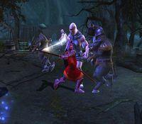 Cкриншот Хроники Нарнии. Лев, Колдунья и Волшебный Шкаф, изображение № 1720771 - RAWG