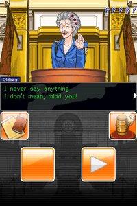 Cкриншот Phoenix Wright: Ace Attorney, изображение № 733061 - RAWG
