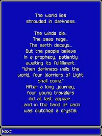 Final Fantasy (1987) screenshot, image №729649 - RAWG