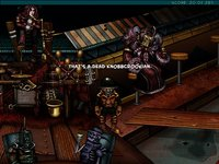 Cкриншот The Knobbly Crook: Chapter I - The Horse You Sailed In On, изображение № 1721148 - RAWG