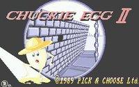 Cкриншот Chuckie Egg 2, изображение № 747832 - RAWG