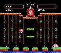 Cкриншот Donkey Kong Jr. Math, изображение № 735406 - RAWG