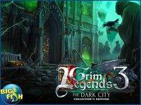 Cкриншот Grim Legends: The Dark City (Full) - Hidden Object, изображение № 1914146 - RAWG