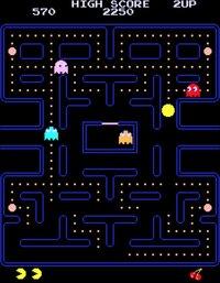 Cкриншот Pac-Man and Ms. Pac-Man (jrhollis), изображение № 2461042 - RAWG