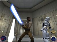 Cкриншот STAR WARS Jedi Knight II - Jedi Outcast, изображение № 99702 - RAWG
