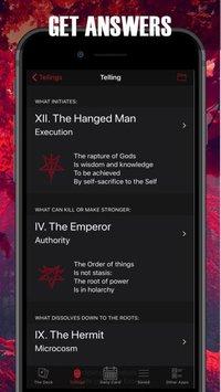 Cкриншот Satanic Tarot for the damned, изображение № 2057409 - RAWG