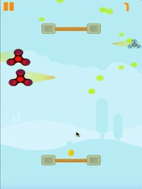 Cкриншот Bouncing Spinner, изображение № 1752474 - RAWG
