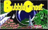 Bubble Ghost screenshot, image №744016 - RAWG